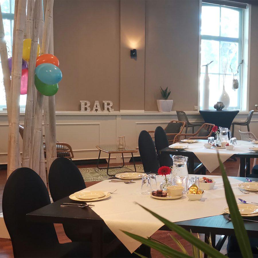 Verjaardagfeest