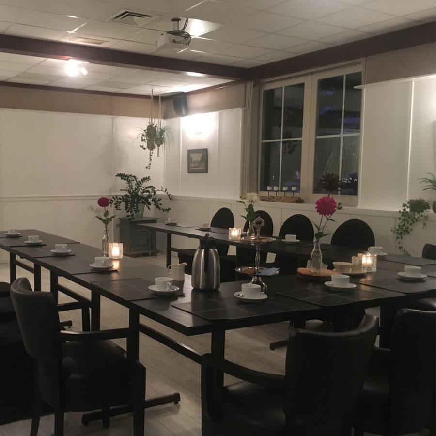 Meetings bij de Leuke Hanzestad in de IJsselzicht zaal