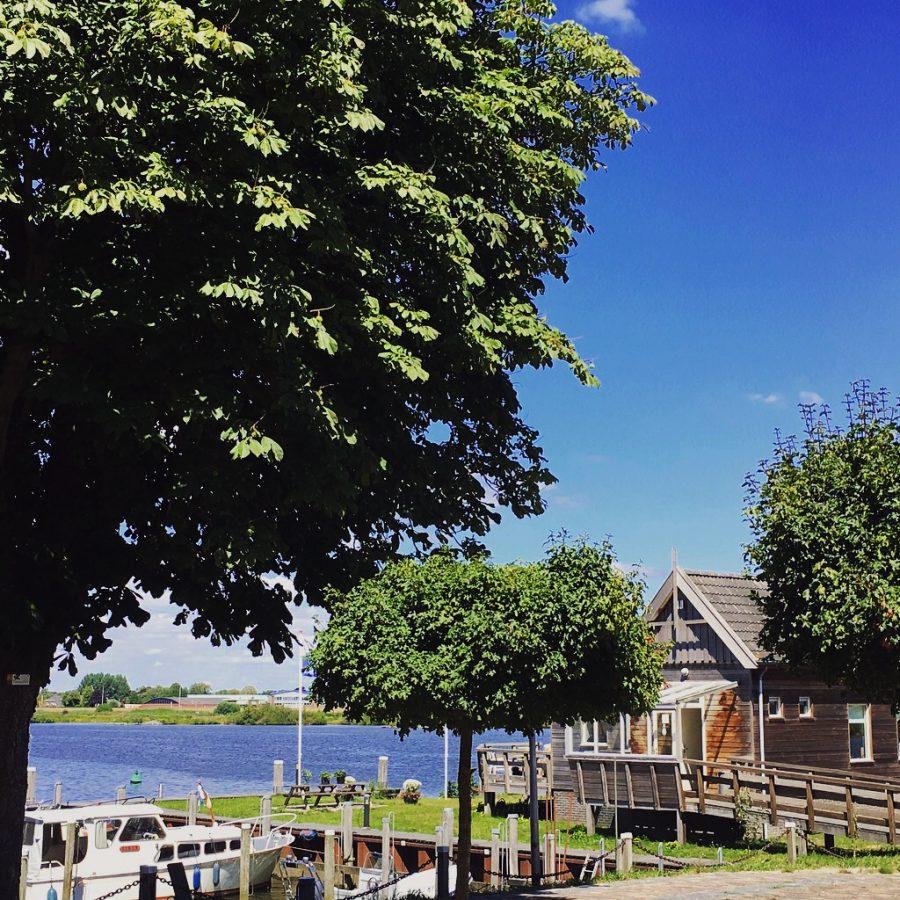 Over ons en de bovenhaven van Kampen